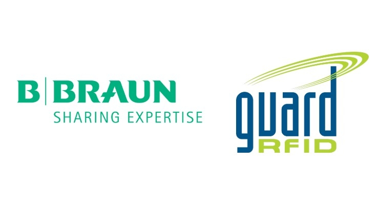 B. Braun Integrates Space Infusion Pumps with GuardRFID