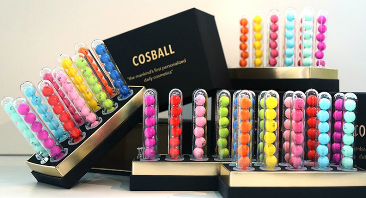 CosBall Set to Shake up Industry