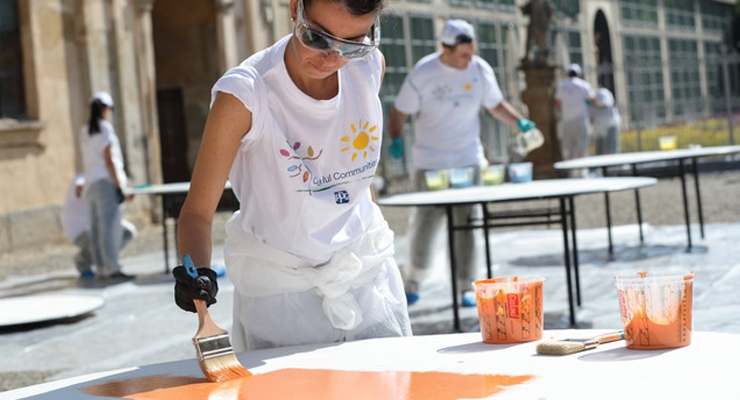 PPG Completes 11 COLORFUL COMMUNITIES Projects Across U.S. in First Half of 2019