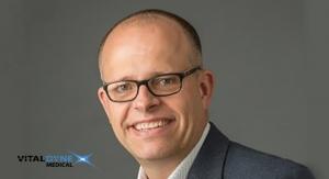 Schroeder Appointed President of VitalDyne Medical