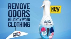 P&G Adds New Febreze Product