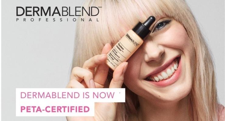 Dermablend is PETA Certified