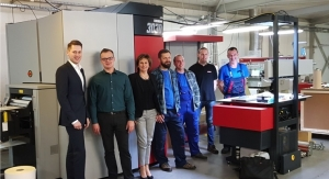 Polish Printer Comex Selects Xeikon 3030 Digital Label Press