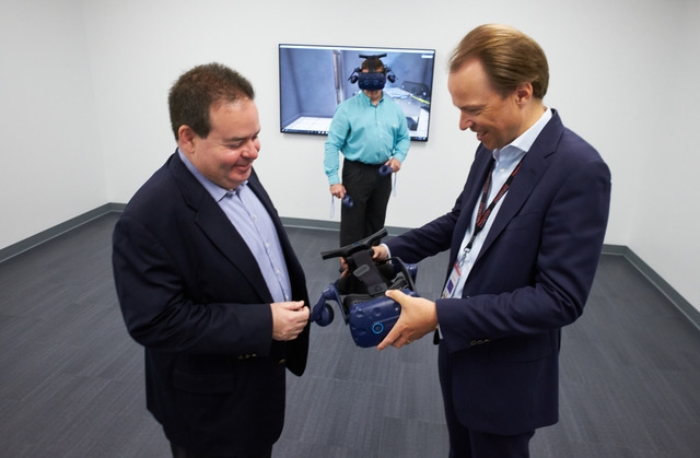 Thermo Fisher Opens VR Training Center in Greenville