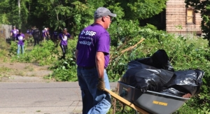 Detroit Community Benefits from Support of BASF Volunteers and $50,000 Contribution