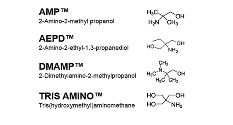 Improving Pigment Dispersion and Paint Stability with Versatile Amino Alcohols