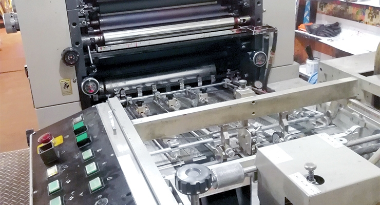 Printing Inks: An Overlooked Segment