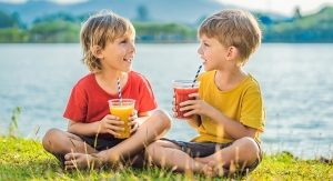 Beverage Market for Kids Undergoes Healthy Overhaul