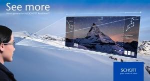 SCHOTT Updates SCHOTT RealView Portfolio of High-refractive Index Glass Wafers