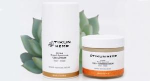 Tikun Hemp Introduces CBD Topicals