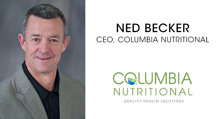 An Interview with Ned Becker of Columbia Nutritional
