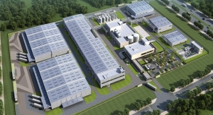 BASF Starts Construction of New Surface Treatment Site for Chemetall Brand