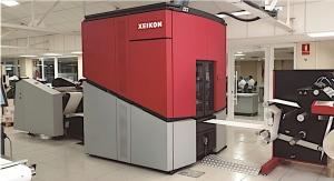 Argraf expands portfolio with Xeikon CX3