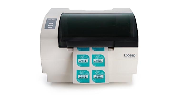 Primera unveiled LX610