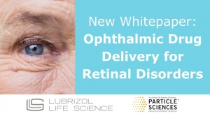 Ophthalmic Drug Delivery for Retinal Disorders