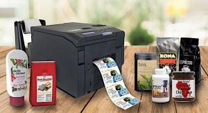 DTM Print unveils new LED dry toner color label printer
