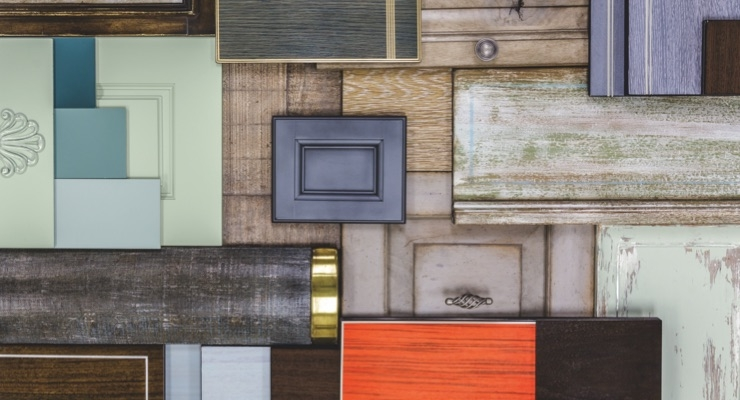 AkzoNobel's Wood Coatings Business Gets 4 Palettes from 2020 Color of the Year Selection