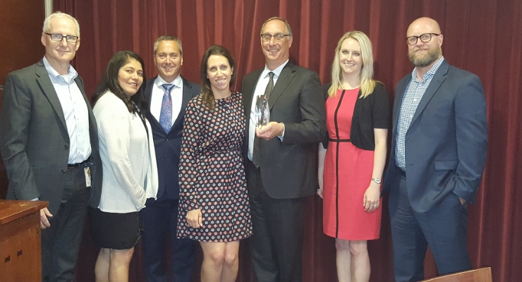 WWP Recognized by Mary Kay