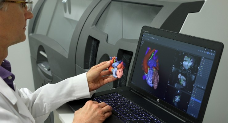 FDA OKs 3D Systems