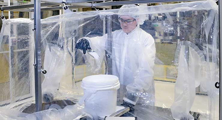 High Containment & Cost Savings with Single Use Isolator Technology