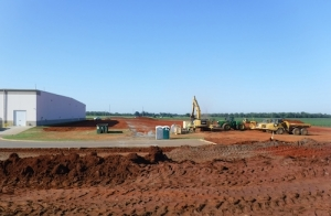 Sandler Starts Construction in Perry