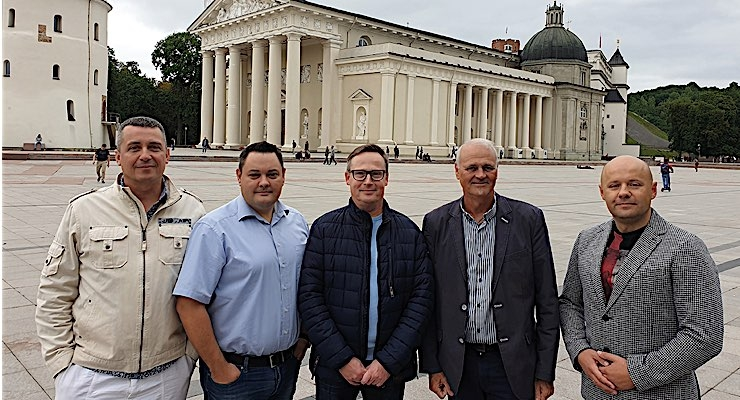 EyeC grows distributor network in Eastern Europe