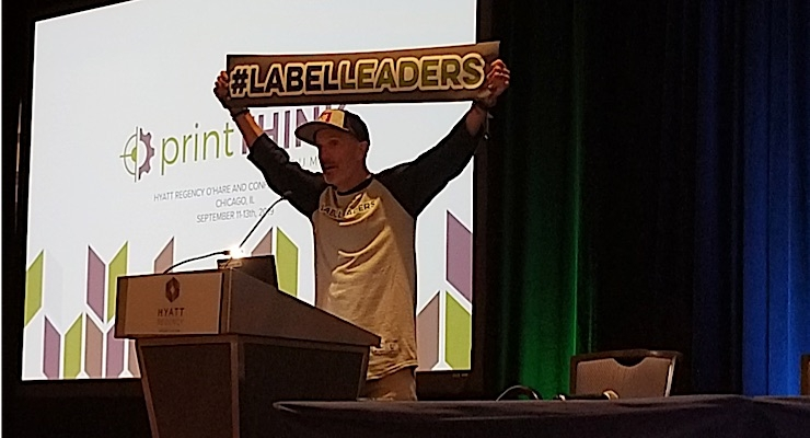 TLMI printTHINK Summit reaches new heights
