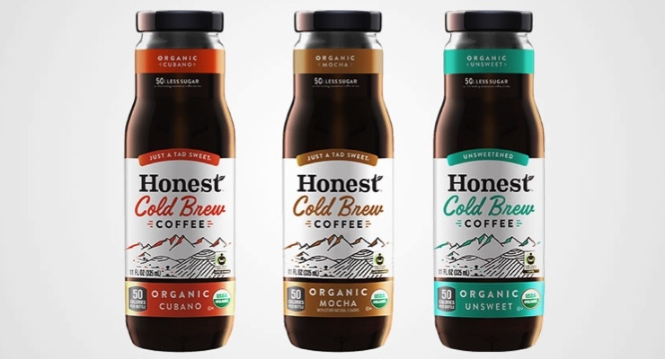 Honest Tea Brews Up Organic Coffee Flavors