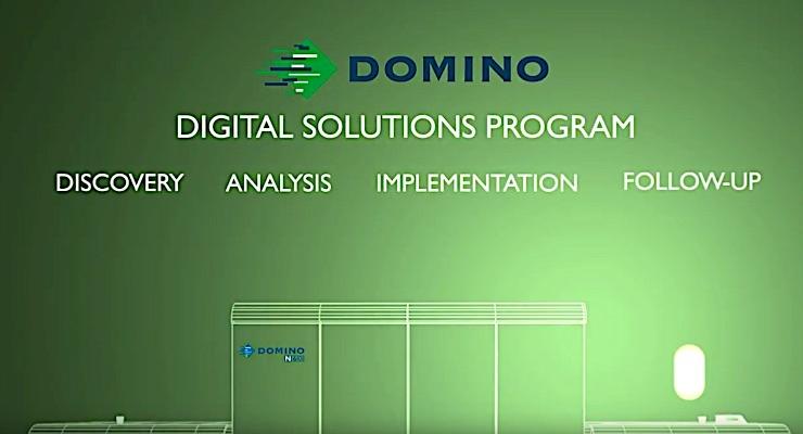 Domino discusses Digital Solutions Program
