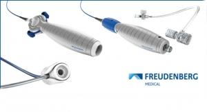 Freudenberg Medical Presents New Catheters and Hemostasis Valve