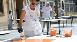 PPG Completes Colorful Communites Project at Veterans Place of Washington Blvd
