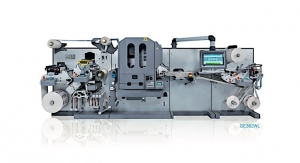 Cartes showcases Series GT360 and Gemini converting machines