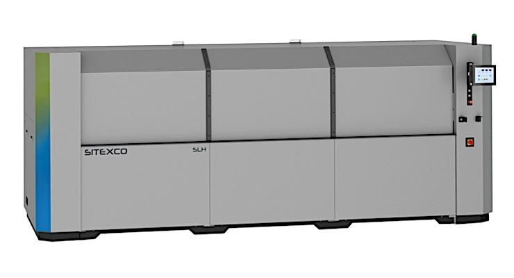 Eaglewood Technologies sells custom-built Sitexco system