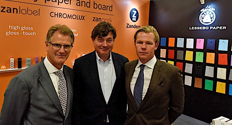 Zanders Paper increases production amid partnership