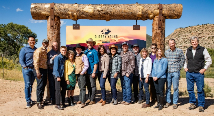 Young Living Donates Conservation Easement