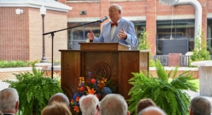 Auburn University Honors MFG Chemical Founder Charles E. Gavin III, Family