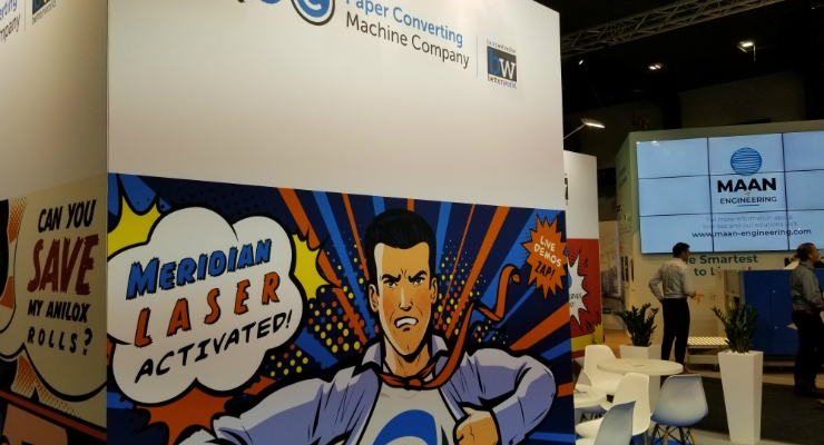 Highlights from Day 1 at Labelexpo Europe