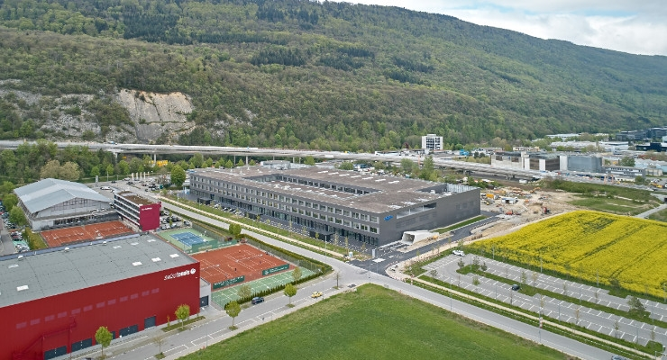 GF Machining Solutions Opens New Innovation and Production Center