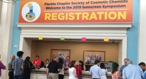 Sunscreen Symposium Draws Record Crowd
