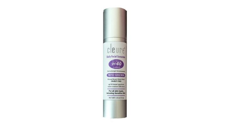 Cleure Launches Mineral Sunscreen