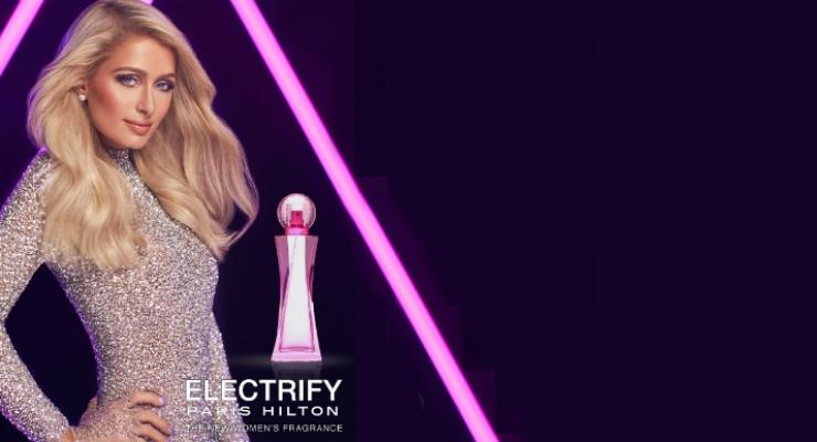 Paris Hilton Launches New Fragrance