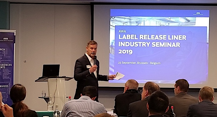AWA hosts Label Release Liner Seminar