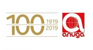 Anuga 2019 Set to Celebrate 100th Year of Food Innovation