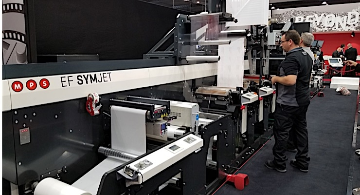 Highlights from Day 4 at Labelexpo Europe
