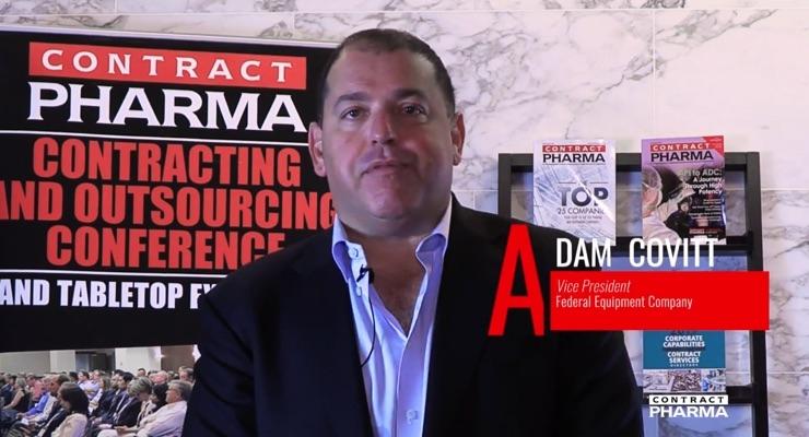 VIDEO: Federal Equipment's Adam Covitt