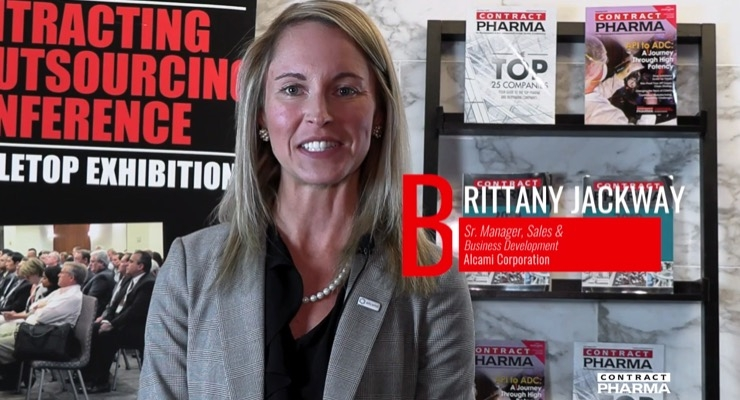 VIDEO: Alcami's Brittany Jackway