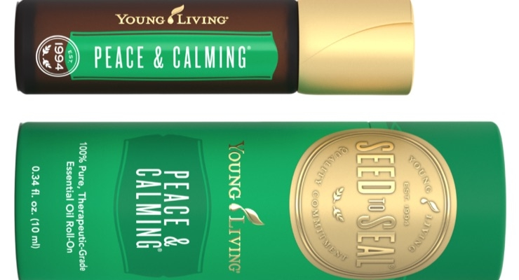 Young Living Adds Peace & Calming Roll-On
