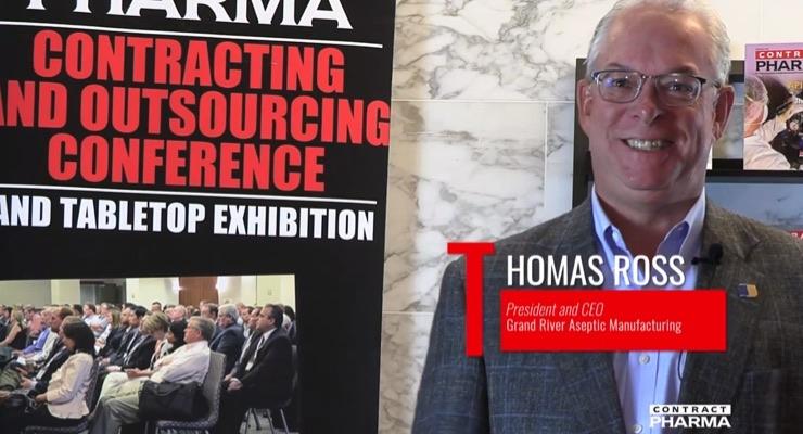 VIDEO: Grand River's Tom Ross