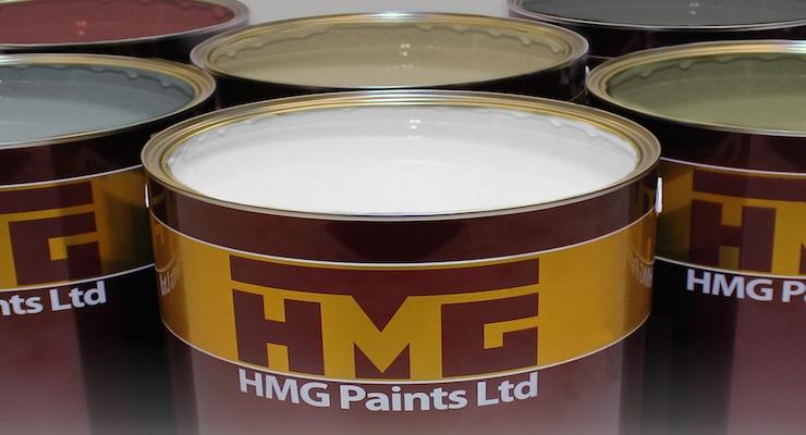 HMG Paints, Finance Director Shortlisted for Awards