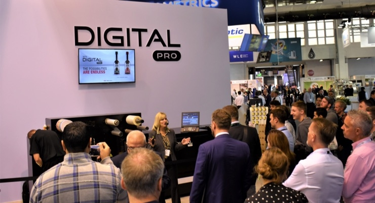 Mark Andy reports 20 flexo and digital press sales in Brussels